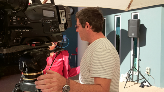 Filming Griffith University (1 of 5)